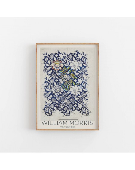 Various selection - William Morris Wey - Plakaty Skandynawskie