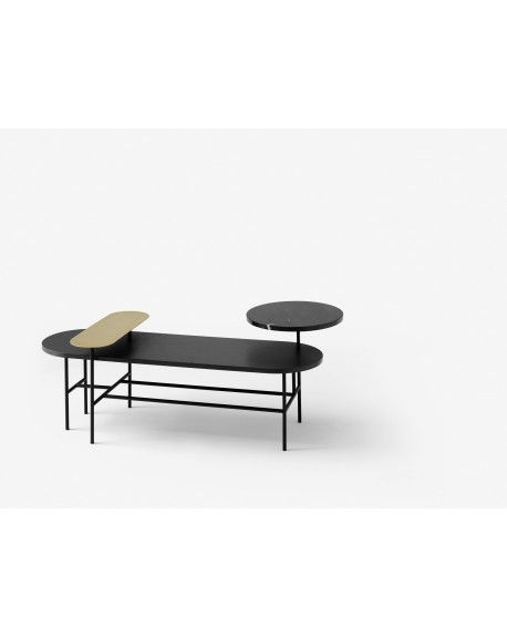 &Tradition - Palette JH7 coffe table - Stoliki kawowe