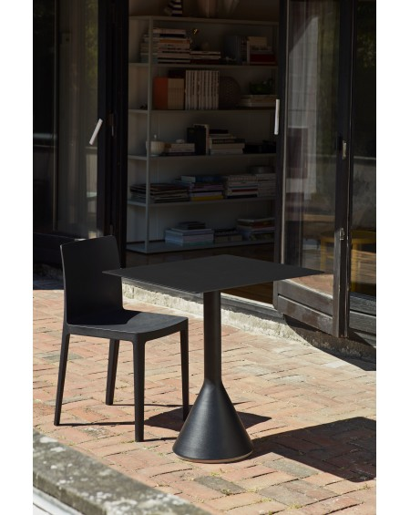 Palissade Cone Table, Anthracite średnica 70 cm