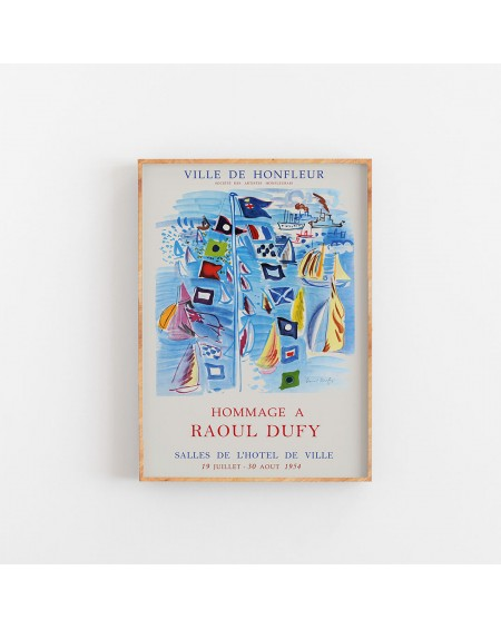 Various selection - Plakat Hommage a Raoul Dufy - Plakaty Skandynawskie