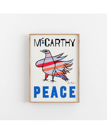 Various selection - Plakat Mc Carthy Peace - Plakaty Skandynawskie