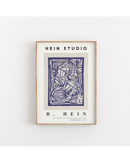 Hein Studio - Plakat WONDERLAND NO. 02