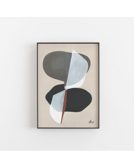 Paper Collective - Plakat Composition 01 By Mae Studio, 50 x 70 cm - Plakaty Skandynawskie