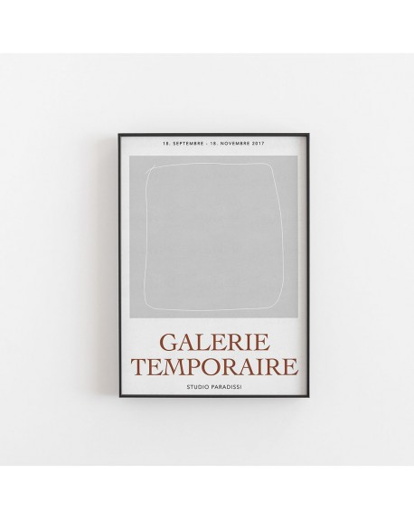 Various selection - Plakat II, Contemporary Exhibition, GALERIE TEMPORAIRE - Plakaty Skandynawskie