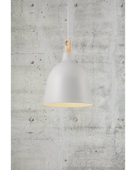 Design For The People - MOKU Pendant Lamp, White