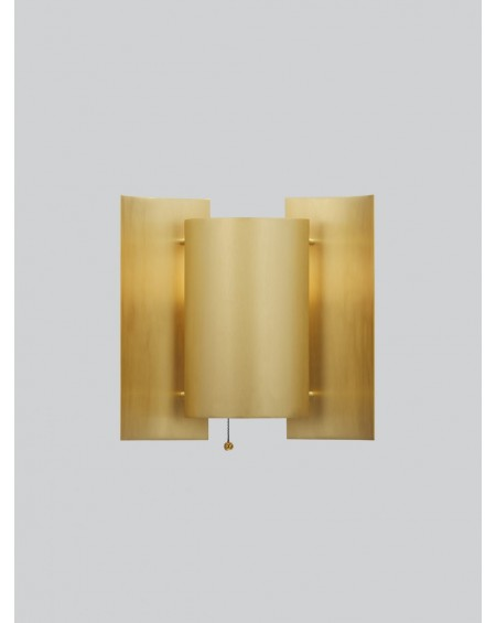Northern - Butterfly Wall lamp brass
