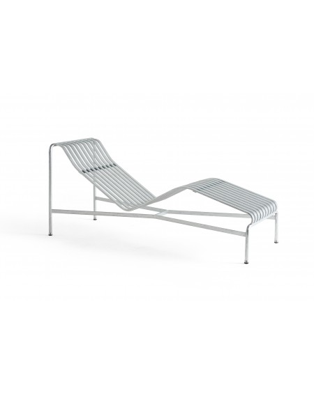Palissade Chaise Longue Hot Galvanised