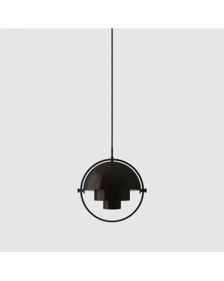 Multi-Lite Pendant Small- Black Base