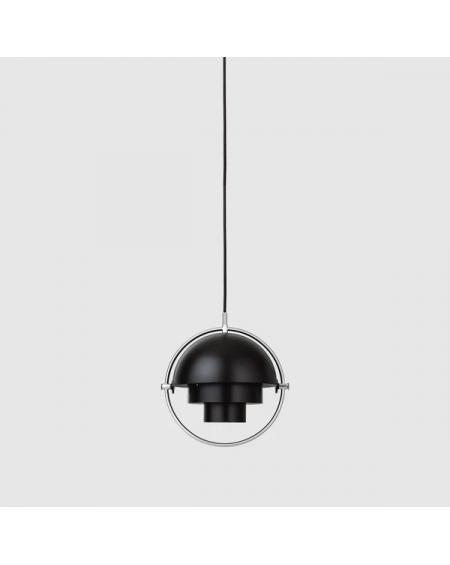 Multi-Lite Pendant Small- Chrome Base