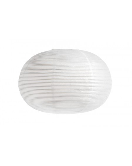 Rice Paper Shade- Eclipse Classic White
