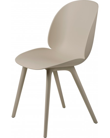 Gubi - Beetle Dining Chair- Outdoor - Meble ogrodowe