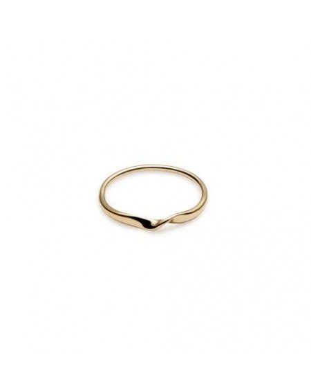 Trine Tuxen - Ocean Wave ring - Lifestyle