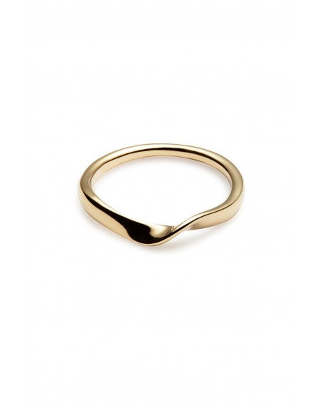 Trine Tuxen - Ocean Wave Ring ll - Lifestyle