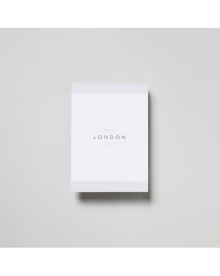 Cereal City Guide London - Czasopisma & książki