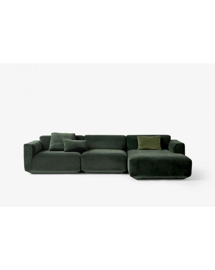 Develius Sofa F