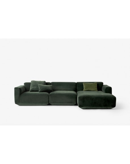 &Tradition - Develius Sofa F - Sofy Skandynawskie