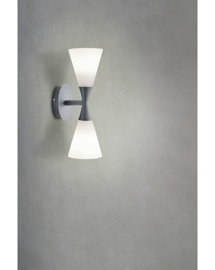 Harlekin Wall Duo lamp