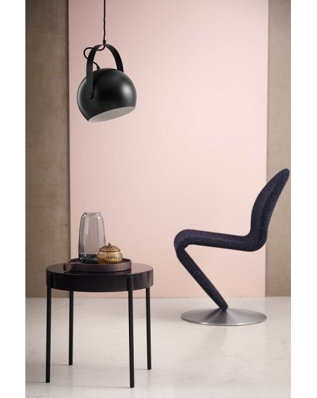 Ball large pendant with handle lamp