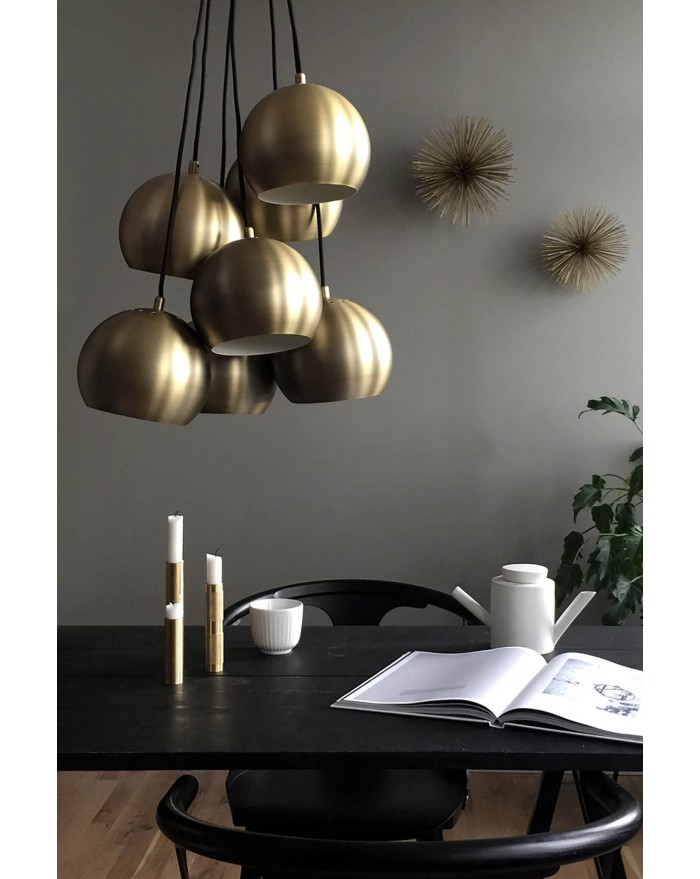 Ball multi chandelier lamp
