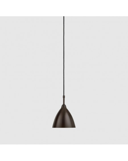 BL9 Small Pendant - Black Brass Base