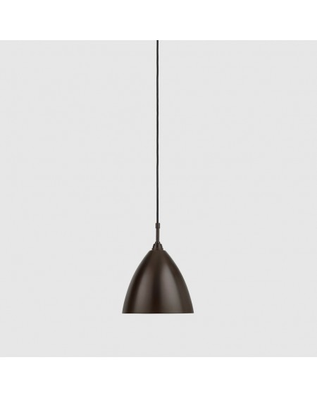 BL9 Medium Pendant - Black Brass Base