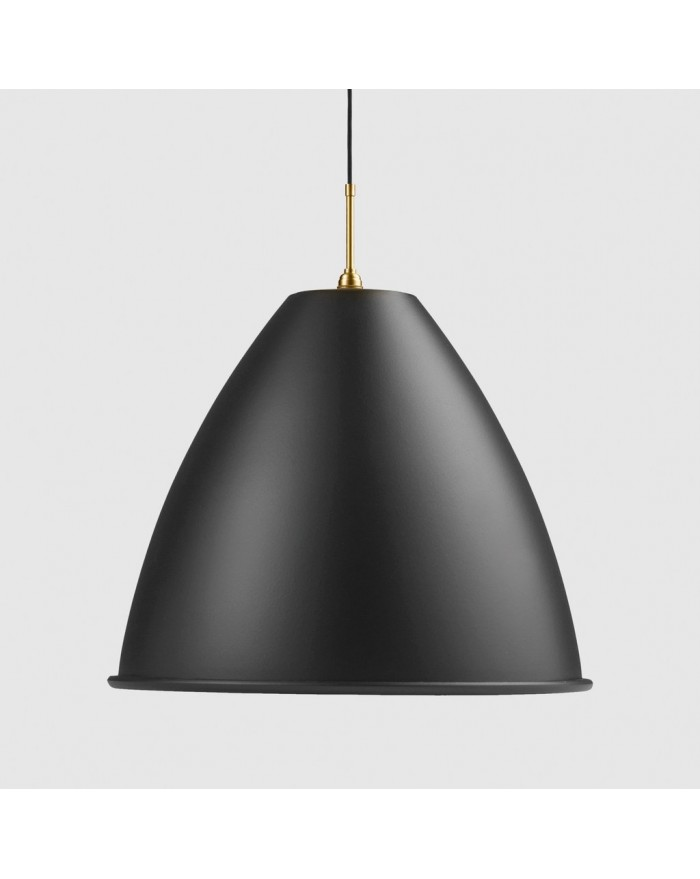 BL9 Extra Large Pendant - Brass base