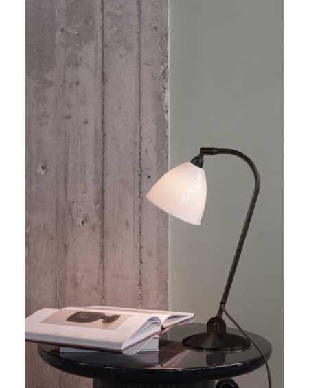 BL2 table lamp - Black brass base