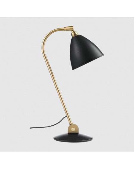 BL2 table lamp- brass base
