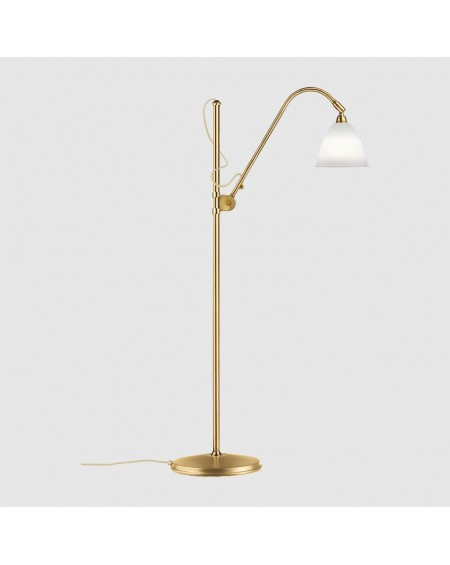 BL3 Small Floor lamp- Brass base