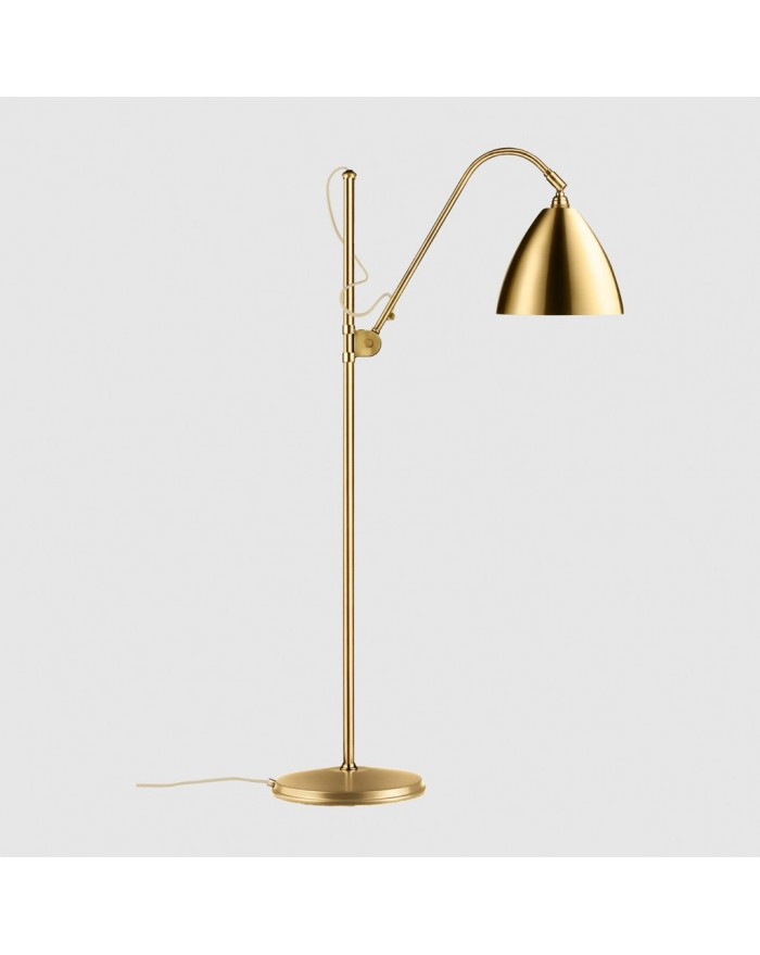 BL3 Medium Floor lamp- Brass base