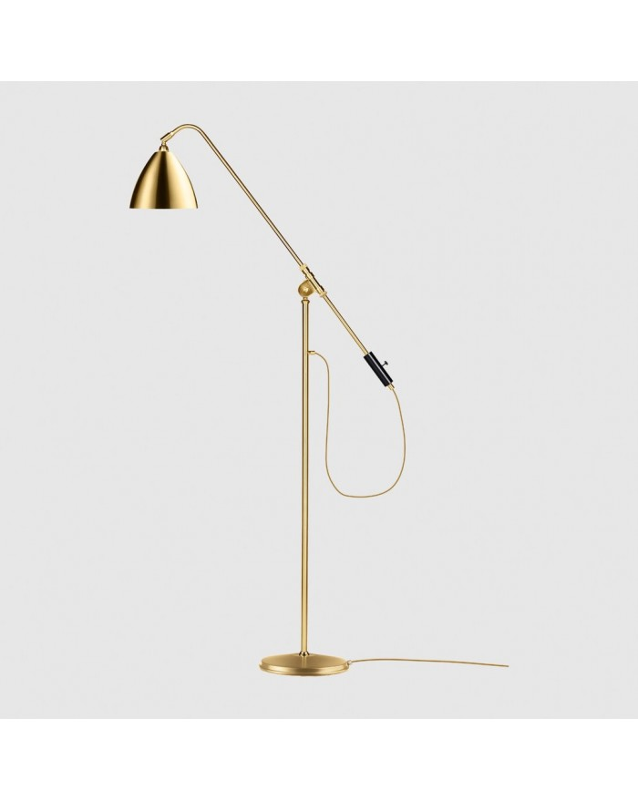 BL4 Floor lamp- Brass base