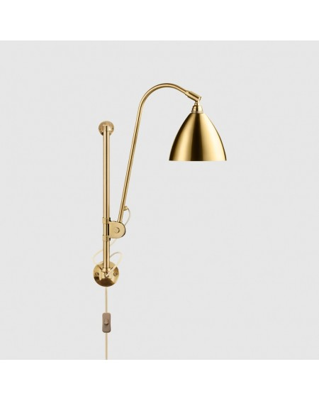 BL5 Wall lamp- Brass base