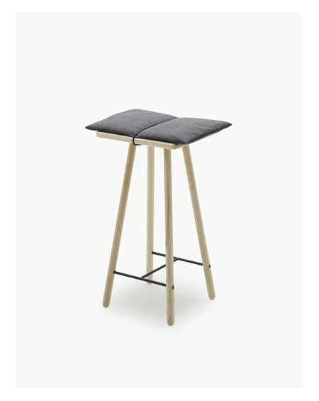 SKAGERAK - Georg Bar Stool Low - Stołki Barowe
