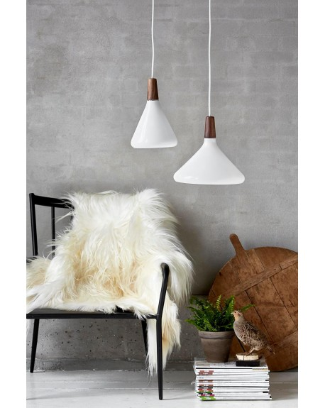 Design For The People - Float 27 pendant lamp - Skandynawskie Lampy wiszące