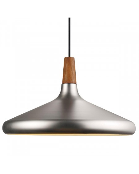 Design For The People - Float 39 pendant lamp, Stainless Steel - Skandynawskie Lampy wiszące