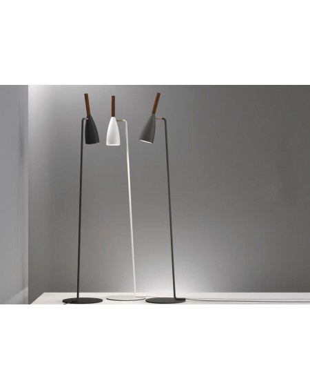 Design For The People - Pure 10 floor lamp - Skandynawskie Lampy Stojące