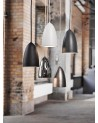 Design For The People - Nexus 10 pendant lamp, Black - Skandynawskie Lampy wiszące