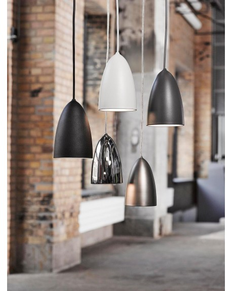 Design For The People - Nexus 10 pendant lamp - Skandynawskie Lampy wiszące